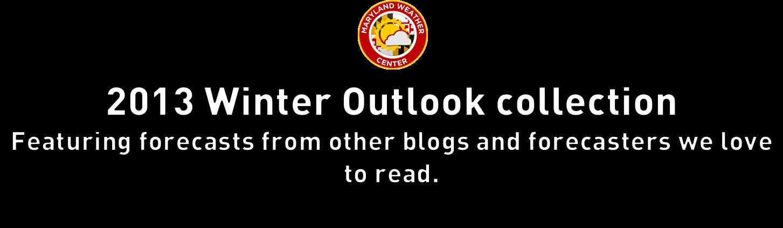 2014 2015 Winter Outlook