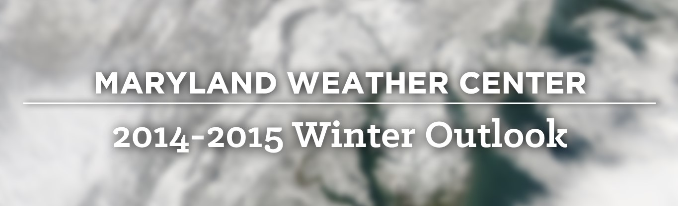2014-2015 Winter Outlook